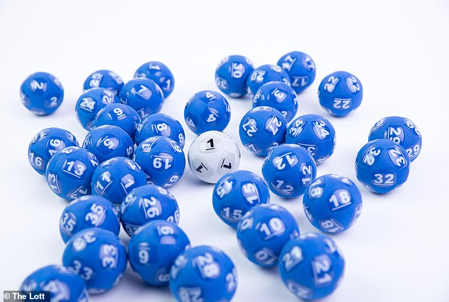 The hunt continues to find the lucky player who was the only Division One winner which means they take home the entire $80million (stock image)