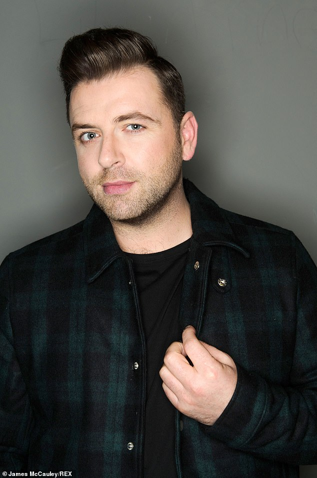 Making history: Westlife's Mark Feehily `` should star in Strictly Come Dancing's first gay couple with Johannes, '' we learned on Saturday.
