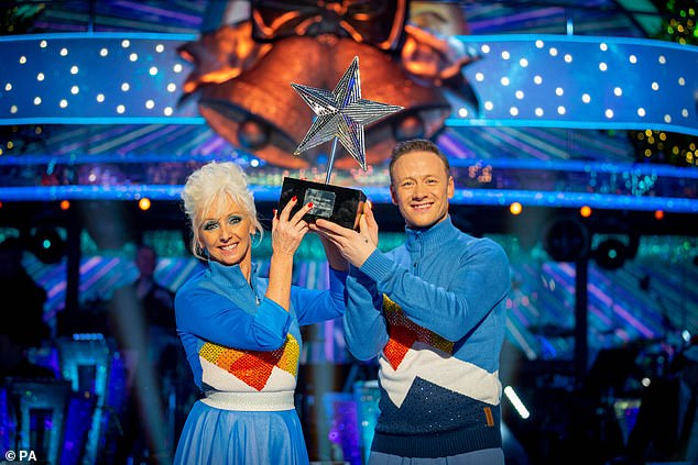 Put on hold: The Daily Star also reported that the show's Christmas special would be suspended until 2021 because the shooting would be `` too hard '' (photo Debbie McGee and Kevin Clifton)