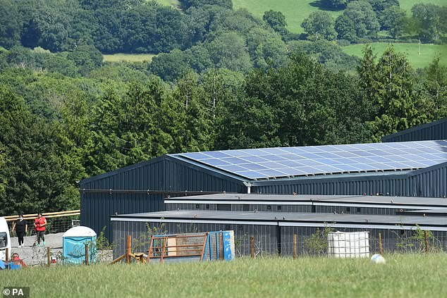 Rook Row Farm is currently closed for all visitors and workers are receiving support required on the site, the company said in a statement