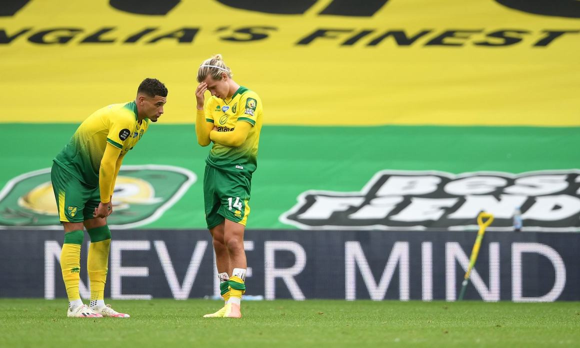 Norwich feel they are in good shape for the future despite their relegation  being confirmed | Daily Mail Online