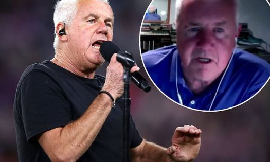Do you know the REAL name of Daryl Braithwaite's biggest ...