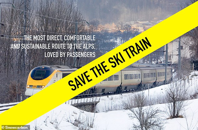 To the massive disappointment of skiers, snowboarders and the ski industry, Eurostar will not be running its iconic 'Ski Train' this winter. But a campaign has been launched to save it