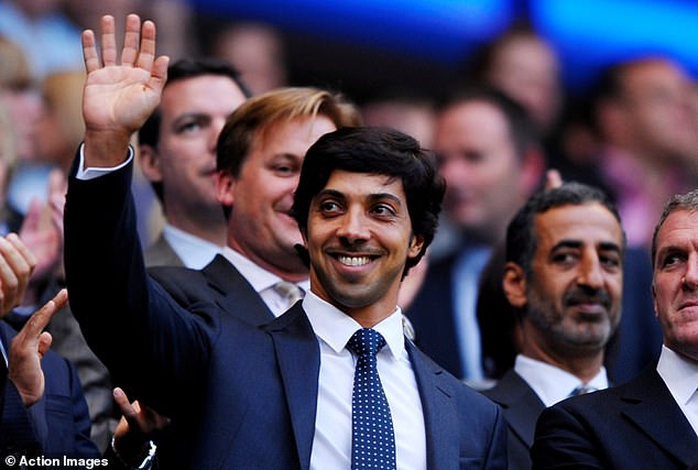 City owner Sheikh Mansour says court victory on Monday is just Pyrrhic victory