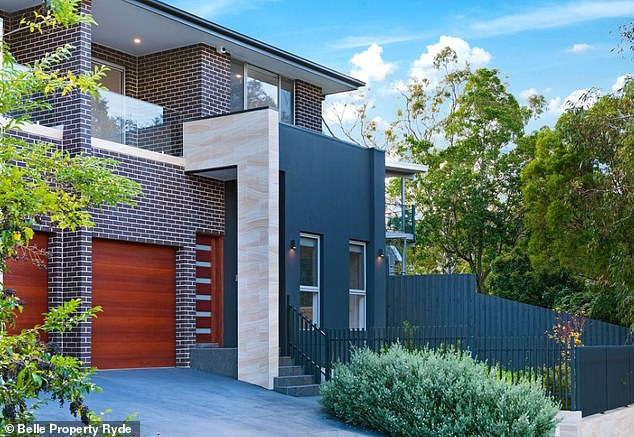 The national real estate market is now a tale of two cities, with Sydney home to 14 of Australia's 20 best performing markets while Melbourne had 14 of the nation's 20 bottom-worst suburbs for price falls. North Ryde in Sydney's north had Australia's biggest price increase of 9.9 per cent between January and June 2020, CoreLogic data provided to Daily Mail Australia showed