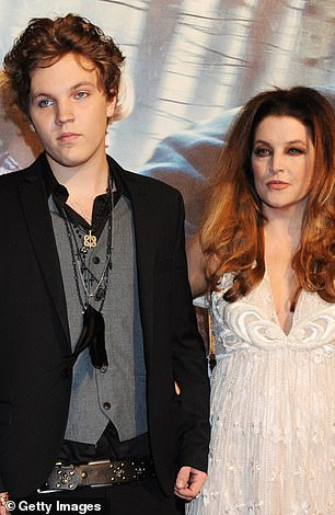 The bereaved mother was said to be ¿completely heartbroken, inconsolable and beyond devastated¿ with a representative for Lisa Marie telling Dailymail.com that she ¿She adored that boy. He was the love of her life.¿