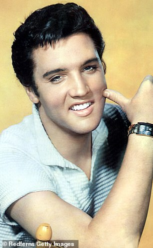 Lisa Marie has already spoken of her son's similarity with his father Elvis, pictured, calling their resemblance `` disturbing ''.