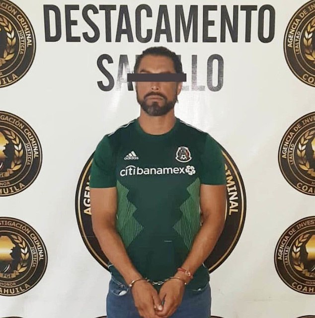 A law enforcement source said forensic investigators were looking into whether Ines had been sexually abused and beaten by Sergio Mitre