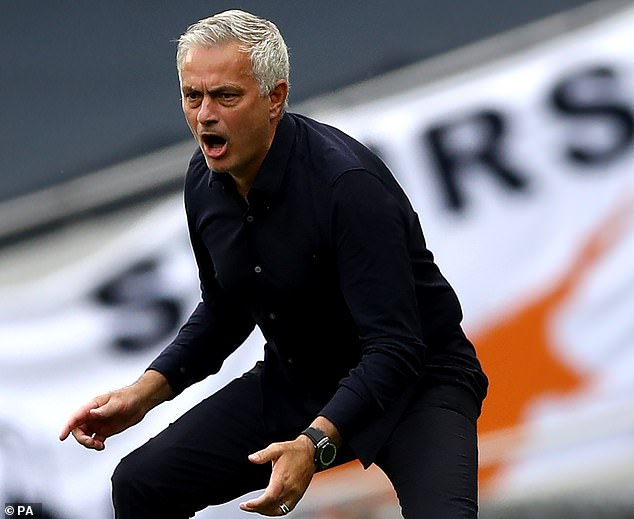 Jose Mourinho wants to improve his options as Spurs midfielder