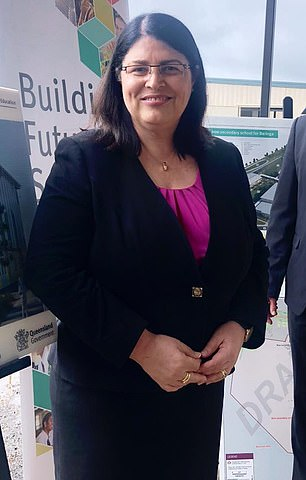 Queensland education minister Grace Grace