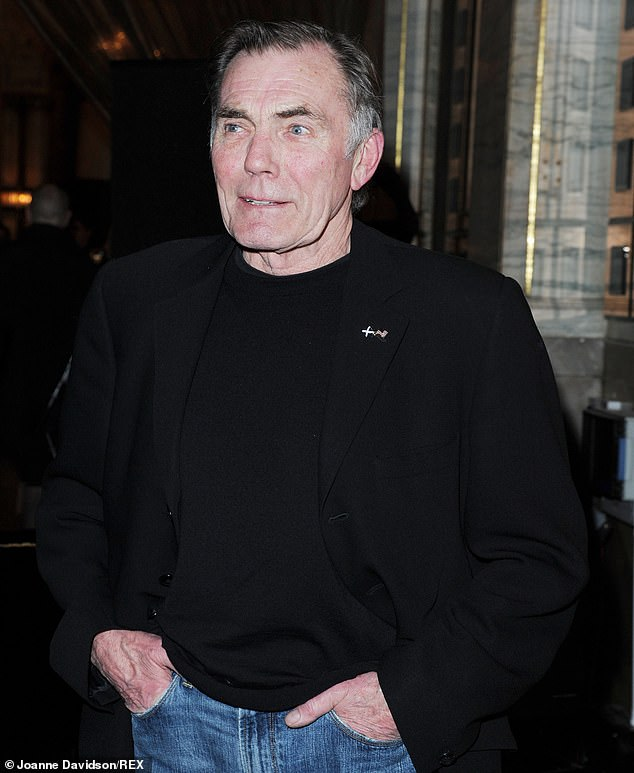 Roeves (pictured in 2011), whose career spanned 60 years, played Vince Diver in Tutti Frutti, the mercenary Stotz in the classic series of Doctor Who and Colonel Munro in Michael Mann's big screen version of The Last Of The Mohicans, and was most recently seen in the BBC drama The Nest