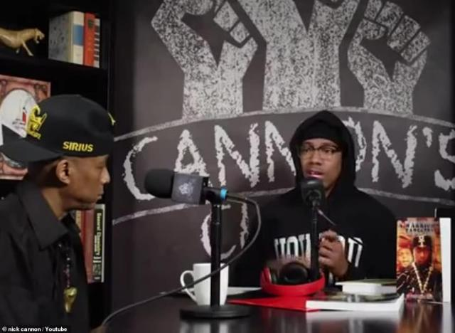ViacomCBS cut ties with Nick Cannon after the actor made anti-white remarks and spread anti-Semitic conspiracy theories during an episode of his 'Cannon's Class' talk show on YouTube