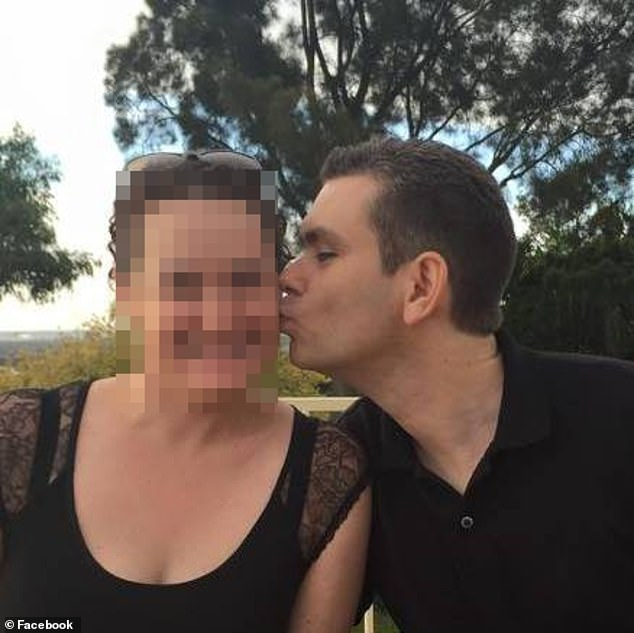 Shaun Mate and his wife, a doctor, recently celebrated their five year wedding anniversary