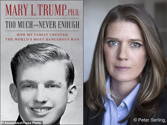 Mary Trump's `` Too Much and Never Enough '' had sold a business record of 950,000 copies in combined print, digital and audio editions as of the date of sale earlier this week.