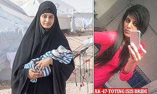 shamima begum can return to uk to fight for right to remain daily mail online