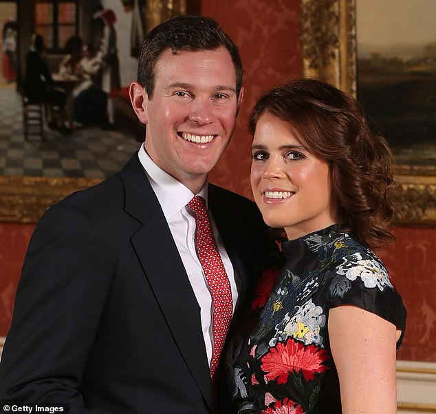 Princess Eugenie and her husband, Jack Brooksbank, are hearing the pitter-patter of tiny feet as society re-emerges from lockdown