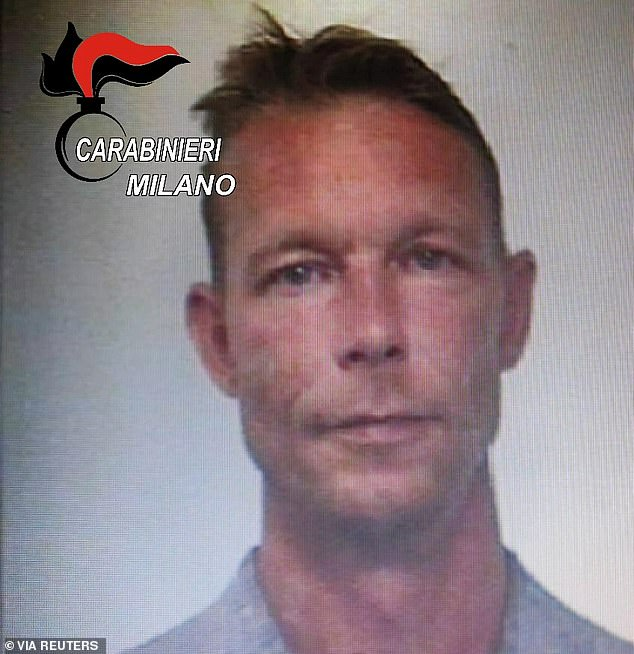 The German Federal Police asked the PJ to investigate Brueckner (pictured in 2018) and they discovered that the took a phone while he was in Praia da Luz just before Madeleine vanished