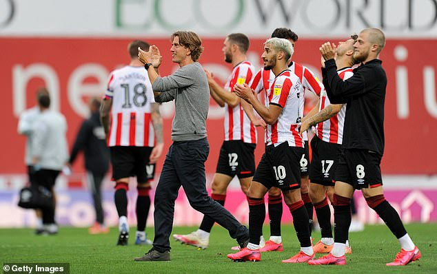 Brentford must beat Barnsley and hope West Brom slips into Queens Park Rangers