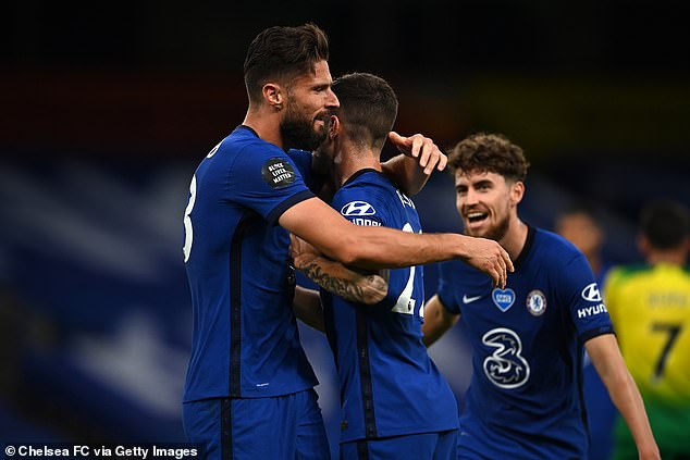 Chelsea can secure top four place if they beat Liverpool at Anfield on Wednesday