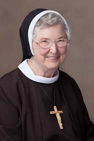 Sr. Mary Clarence Borkoski, 83, died on April 20