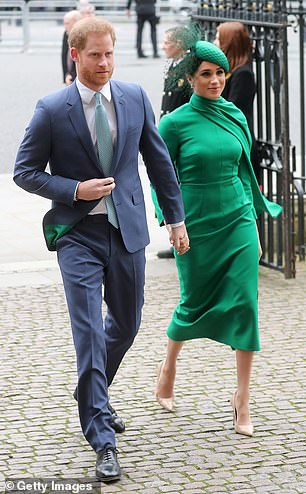Anti-royal campaign group Republic flagged both Sussex Royal, Harry and Meghan's venture, (together left) and The Royal Foundation - the Duke and Duchess of Cambridge's (right) organisation - to the Charity Commission