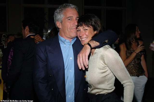 Maxwell and Epstein in 2005.Maxwell, 58, was denied bail last Tuesday and learned she must stay locked up until her sex trafficking trial in summer 2021