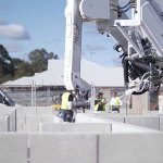 World first Western Australian bricklaying robot Hadrian X finishes house in just five days