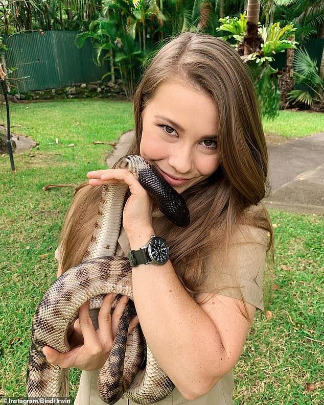 Australia Zoo hosts celebrations for Bindi Irwin's 22nd birthday
