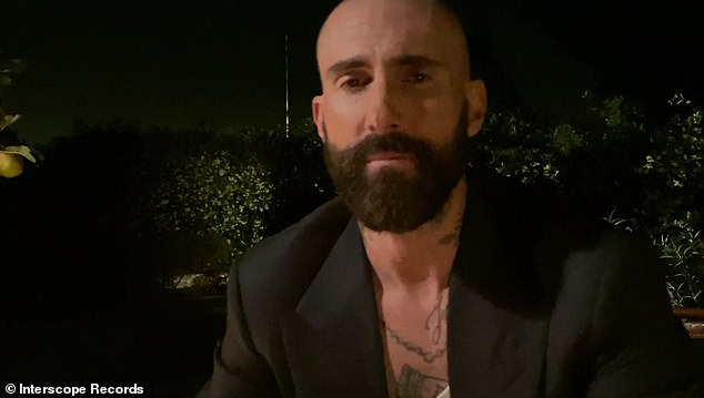 End:The video ends with Levine sitting in the yard, smoking his joint, as the faint sound of police sirens can be heard, when a message from the American Civil Liberties Union (ACLU) is shown