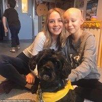 Emmerdale'sEden Taylor-Draper broke down in tears after learning her sister Francesca had cancer
