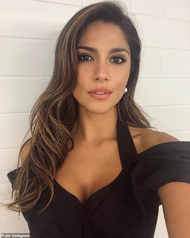 New diggs! Chilean-born Australian actress Pia Miller has moved out of her of the $950-a-week Randwick rental which she had been living in since 2015 on Friday
