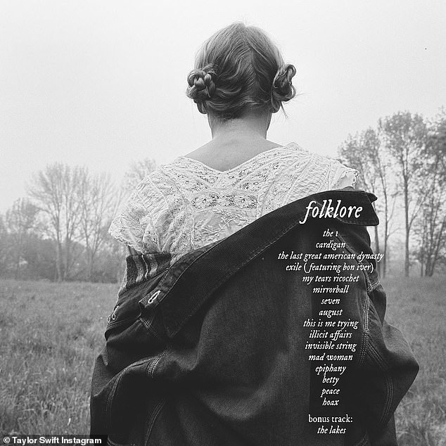 Folklore:With 16 original tracks to scour through fans, undoubtedly, made note of plenty potential easter eggs
