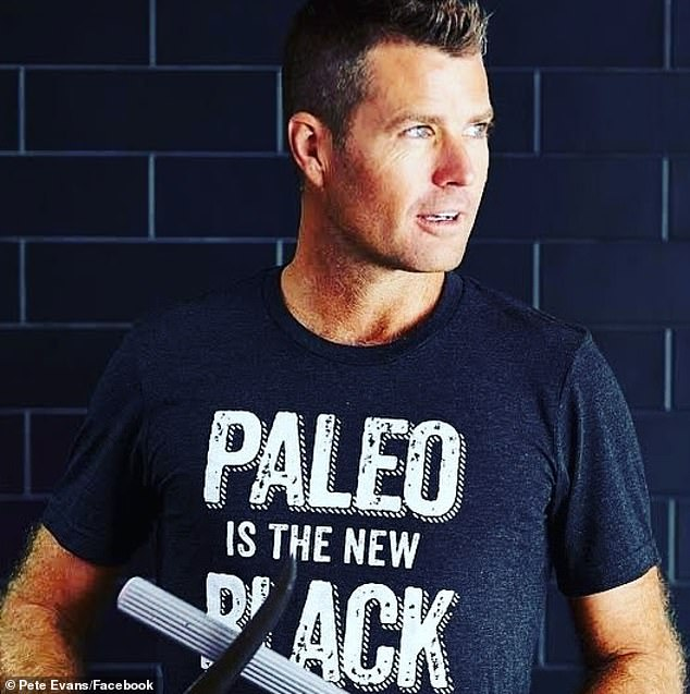 Finally! Disgraced celebrity chef Pete Evans (pictured) has been cancelled by Netflix, after his documentary film The Magic Pill was quietly removed from the streaming platform recently