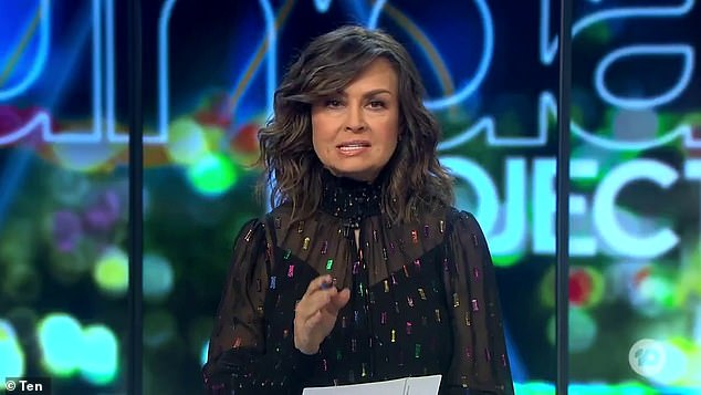 Didn't make the cut: By heaping praise upon Ally, Karl was also taking a clear dig at his former co-hosts - several of whom are said to be on bad terms with the father-of-four. Pictured: Former Today host Lisa Wilkinson