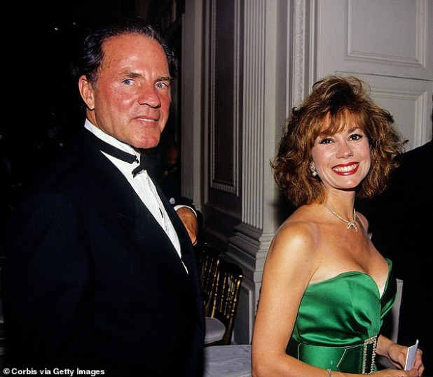 Indiscriminate: The scandal surfaced in 1997, when the supermarket tabloid globe revealed that Frank had sexually assaulted married flight attendant Suzanne Johnson (Kathy and Frank Chitra 1991)