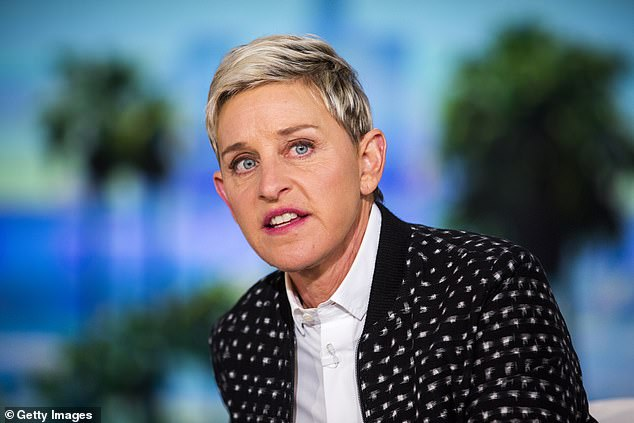 Three dozen former employees of The Ellen DeGeneres Show have alleged that senior-level producers engaged in rampant sexual misconduct that included assault and harassment. Ellen DeGeneres is seen above during a May 2016 taping of the show in Burbank, California
