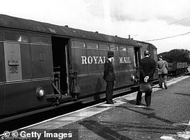 The train involved in the 1963 robbery