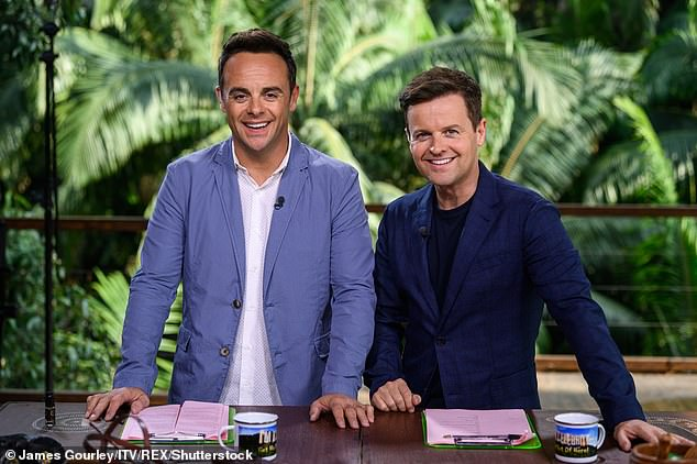Last Names: Known to everyone as simply Ant and Dec, the presenters said they are taking the summer off to spend time with loved ones