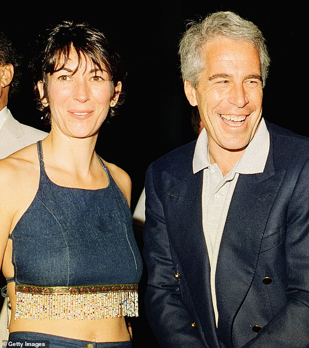 Newspapers document when Roberts claims he was sexually trafficked by Epstein and Ghislaine Maxwell