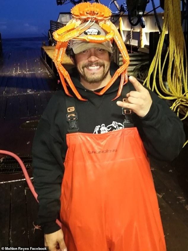 Deadliest Catch's Mahlon Reyes, who worked as a deckhand on the Seabrooke and CapeCaution, has died at 38 in his hometown of Whitefish, Montana.