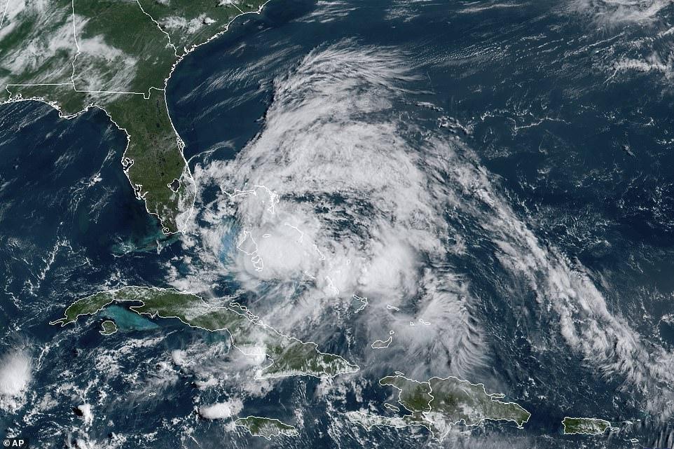 Miami prepares 20 evacuation centers with COVID safety measures as Hurricane Isaias toward Florida