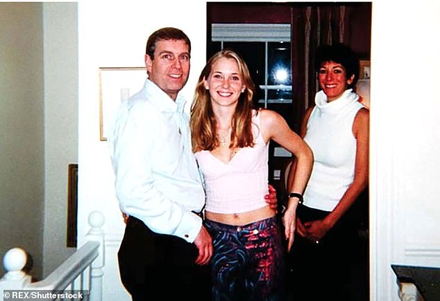 Virginia Roberts, then 17, claims she was coerced by paedophile Jeffrey Epstein into having sex with the Prince on the night of March 10 at the Belgravia home of Ghislaine Maxwell