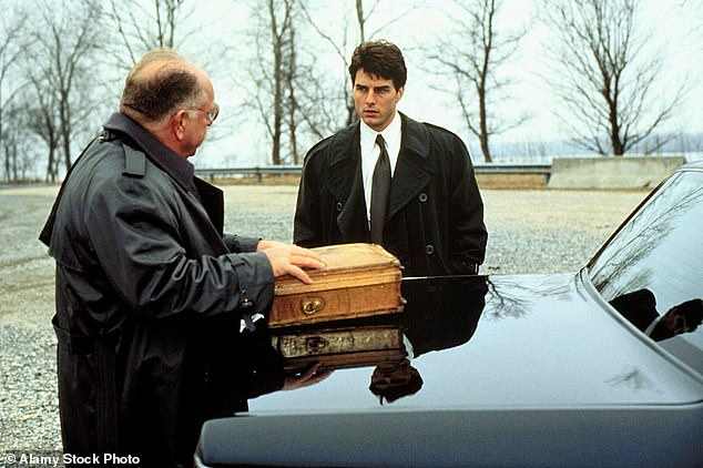 Brimley appeared alongside Tom Cruise in the 1993 thriller The Firm