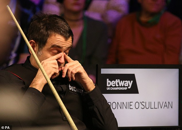 She says she cut O'Sullivan from her life after claiming he didn't follow through on her words