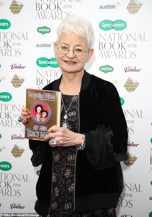 Reprise:The sequel was published in 2018 by author Jacqueline Wilson which sees the heroine struggling to make ends meet on a 'tough' housing estate in London