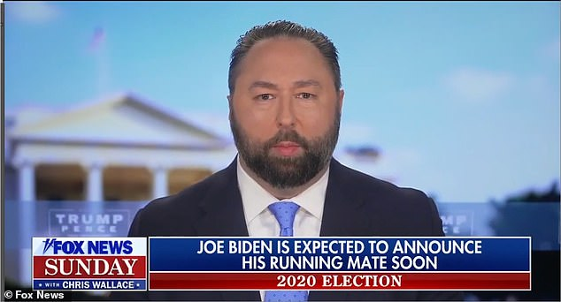 Donald Trump's Senior Campaign Advisor Jason Miller said Sunday that the president does not want to delay the November elections.'The election is going to be on November 3rd and President Trump wants the election to be on November 3rd,' he told Fox News Sunday