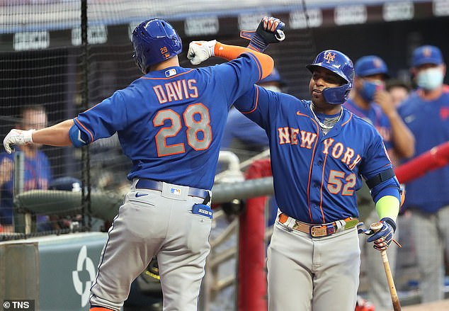 Cespedes has played for the New York Mets since 2015, on a three-year contract worth $75m