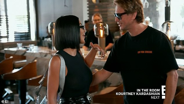 On his series: Cheban is often seen on KUWTK. The gunmen broke into the room where Kim was with an assistant. The men eventually tied Kim up and locked her in a bathroom as they stole her jewelry. Kim has since said the robbery changed her life