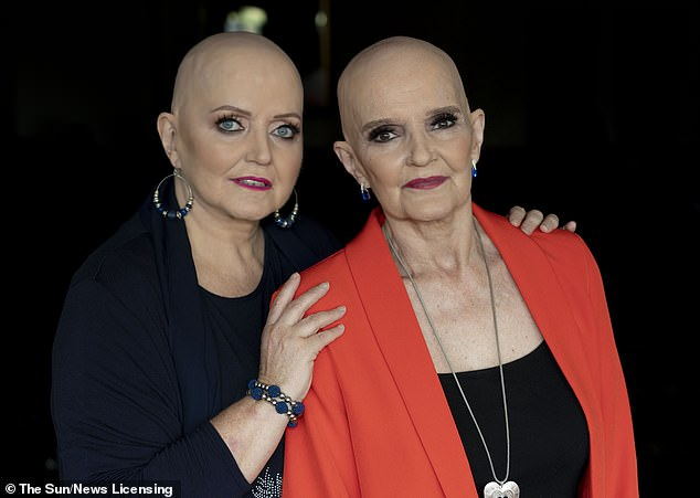 The devastating news comes seven years after Linda and Anne lost their sister Bernie to cancer in 2013