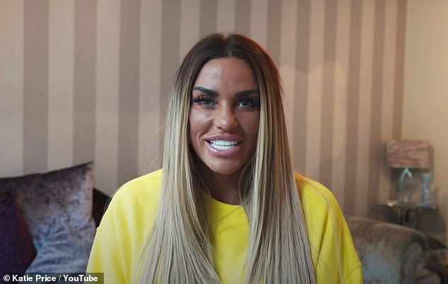 Katie Price Shows Her Real Teeth Before She Looks New In Turkey Fr24 News English